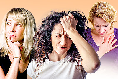 Anxiety in Perimenopause and Menopause
