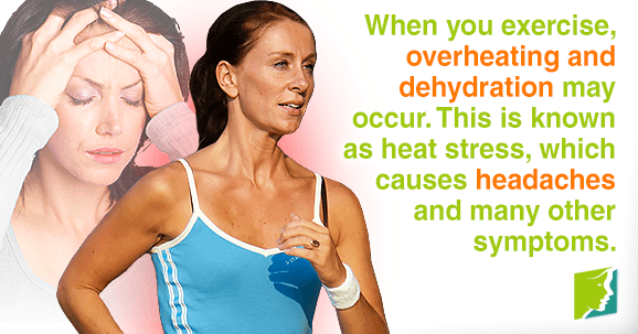 Are Headaches After Running Normal?