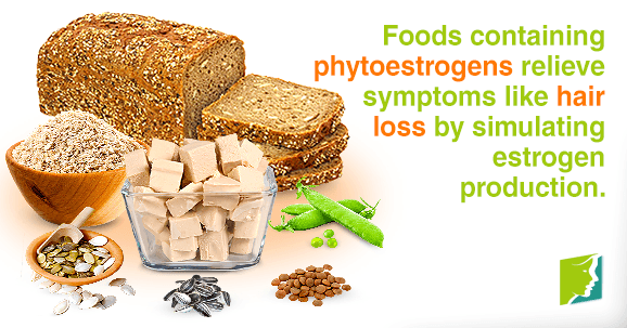 Phytoestrogens are useful for fixing hormone-related problems
