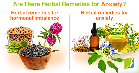 Are there herbal remedies for anxiety?