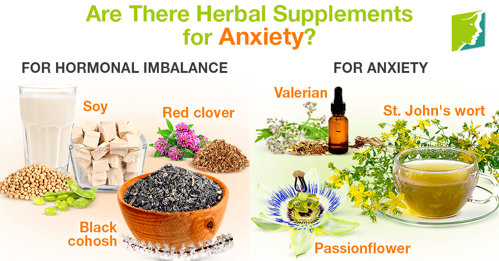 Are There Herbal Supplements for Anxiety?