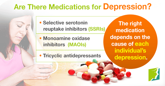 Are There Medications for Depression?