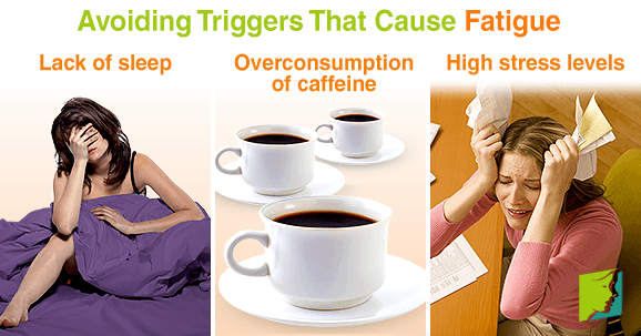 Avoiding Triggers That Cause Fatigue