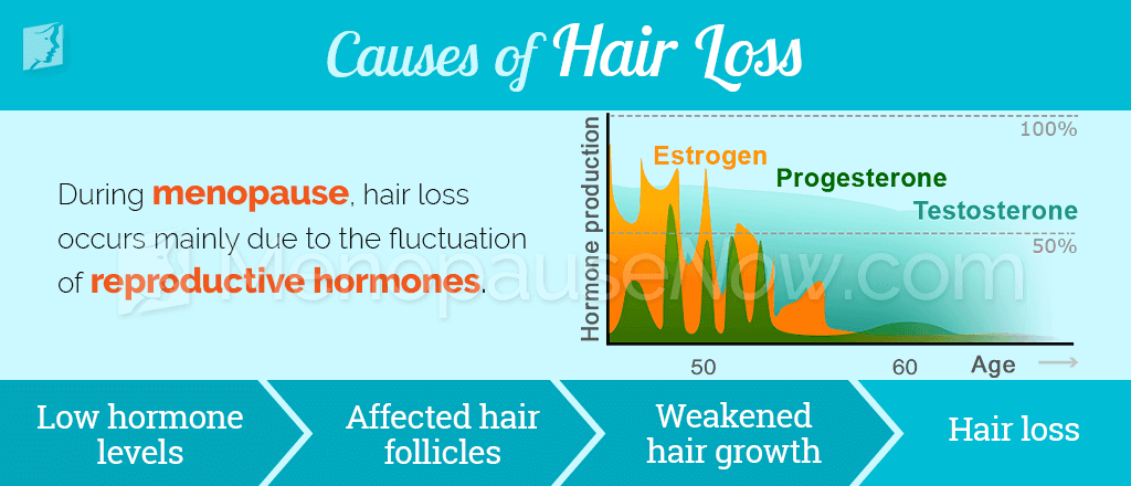 Causes of hair loss