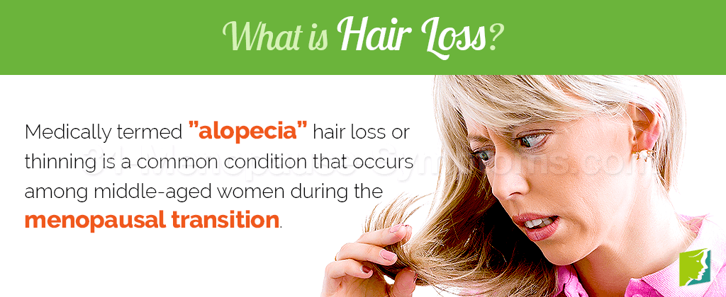 What is hair loss