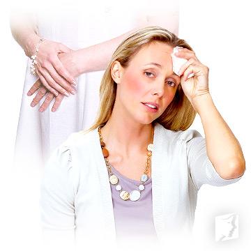 Symptoms of imbalance
