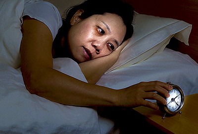 Severe Insomnia and Other Sleeping Disorders