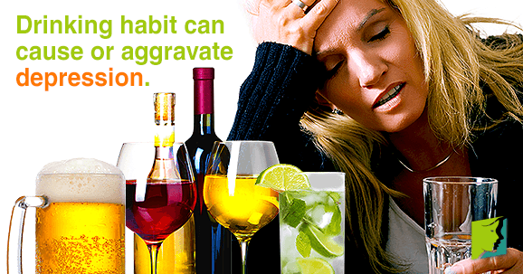 Bad Habits Linked to Depression1