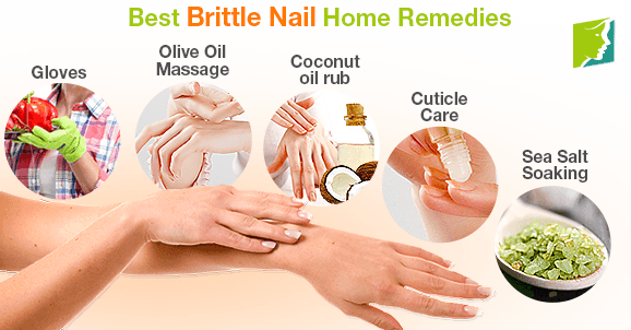 Best brittle nails home remedies.