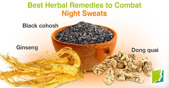 Best herbal remedies to combat night sweats