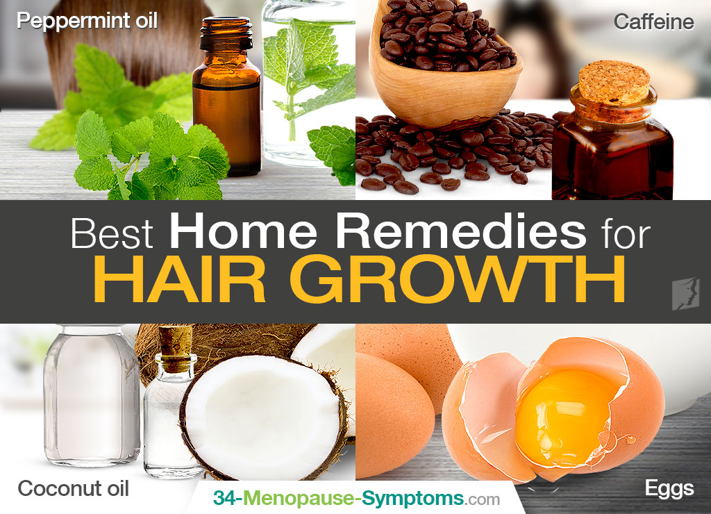 Best Home Remedies For Hair Growth Menopause Now