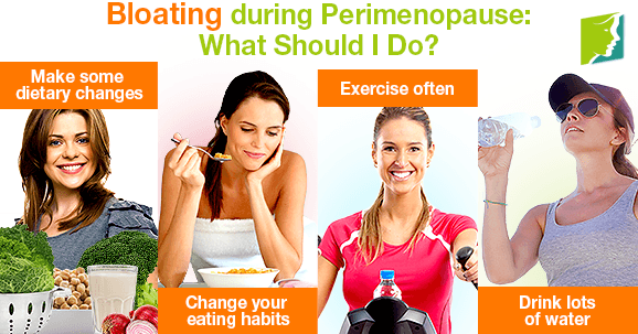 Bloating during Perimenopause: What Should I Do?
