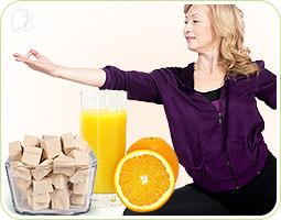 Menopause body odor