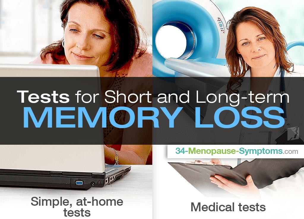 Tests for Short and Long Memory Loss