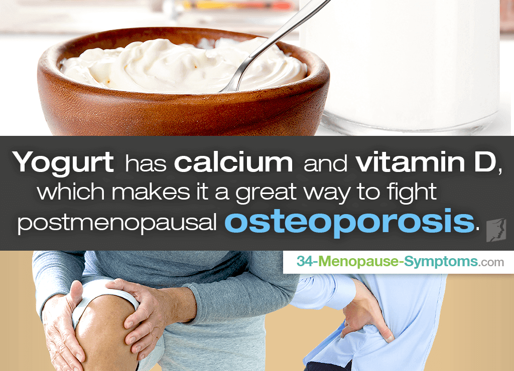yogurt and osteoporosis