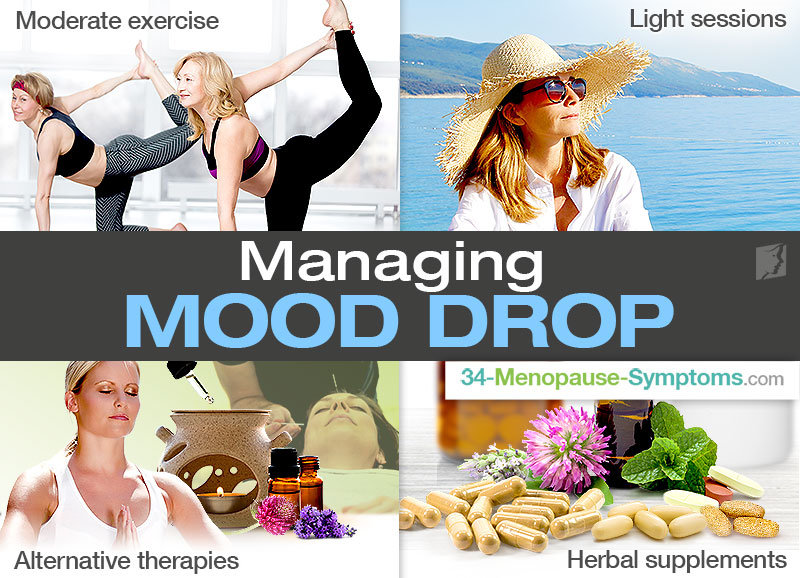 Managing Mood Drop