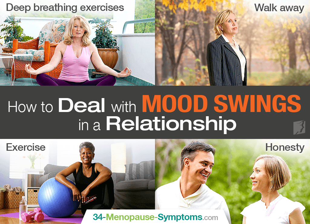 how to deal with mood swings in a relationship