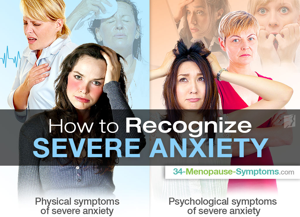 How to Recognize Severe Anxiety