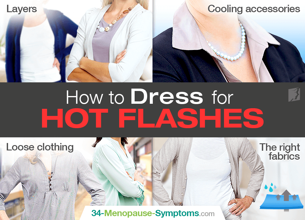 How to Dress for Hot Flashes