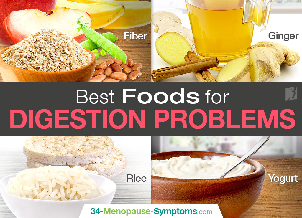 Best Foods for Digestion Problems