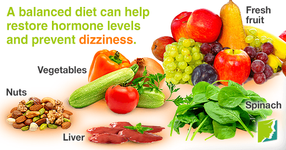 Can Certain Foods Prevent Dizziness?