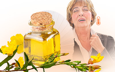 Can Evening Primrose Oil Relieve Hot Flashes?