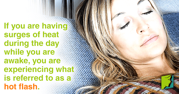 Can I Get Night Sweats during the Day?