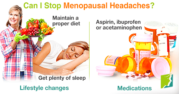 Can I Stop Menopausal Headaches?