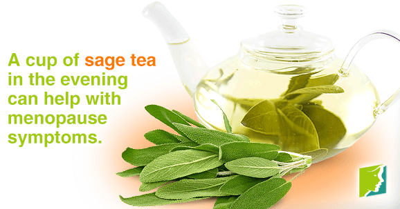 Sage tea may help enhance your overall health.