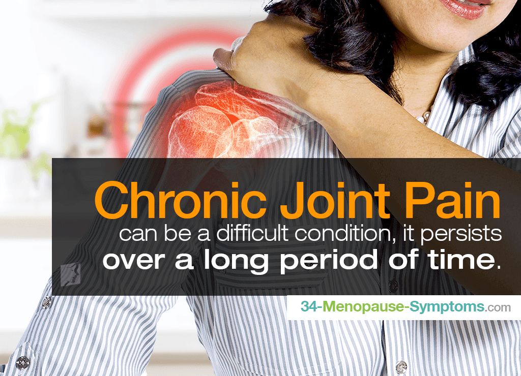 Chronic Joint Pain can be a difficult condition, it persists over a long period of time