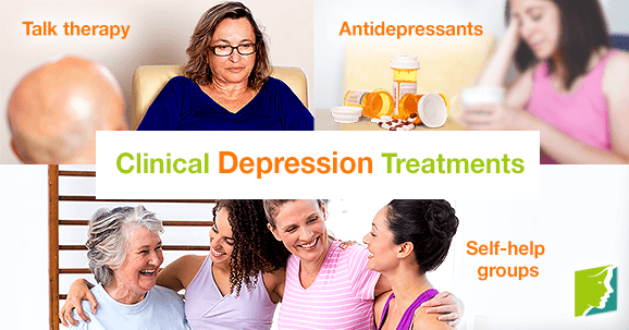 Clinical Depression Treatments