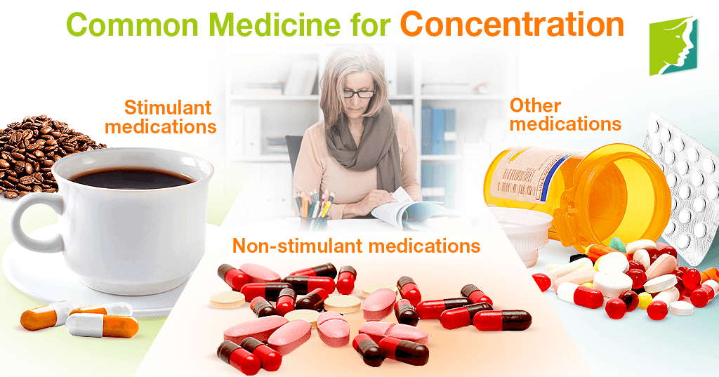 Common Medicine for Concentration