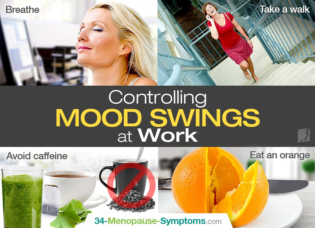 Controlling Mood Swings at Work
