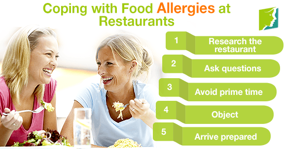 Coping with Food Allergies at Restaurants