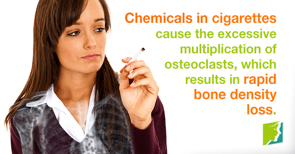 Cutting Out Smoking to Prevent Osteoporosis