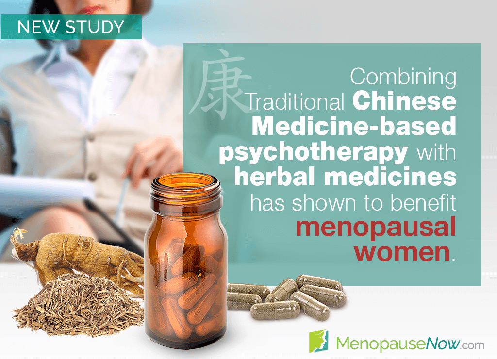Study: Traditional Chinese medicine for menopausal relief