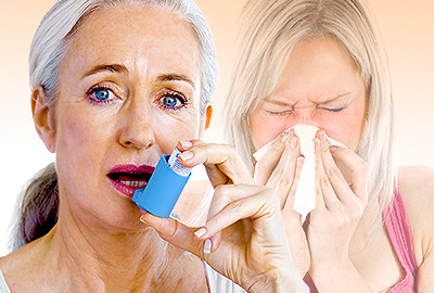 Are Asthma in Adults and Allergies Related?