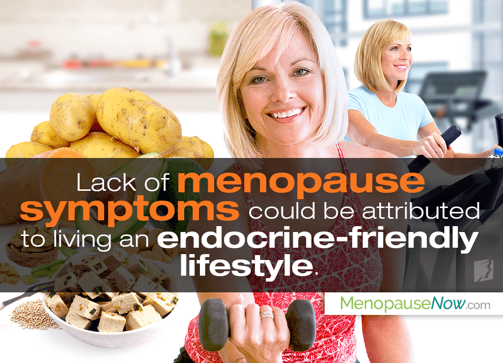 Menopause without Symptoms