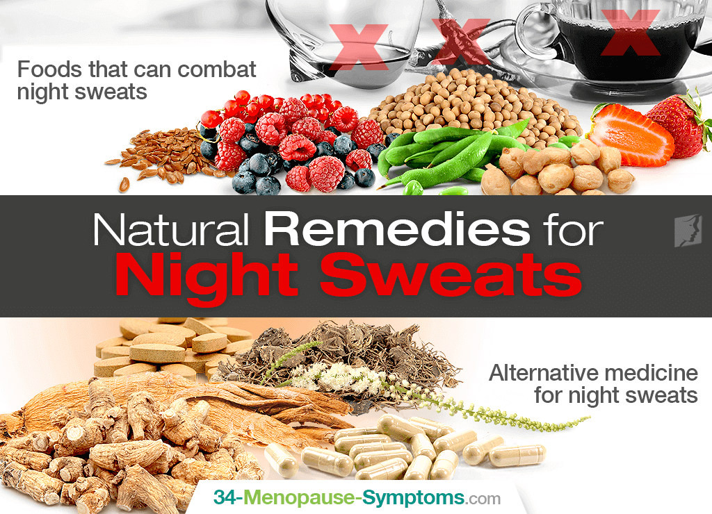 natural remedies for night sweats