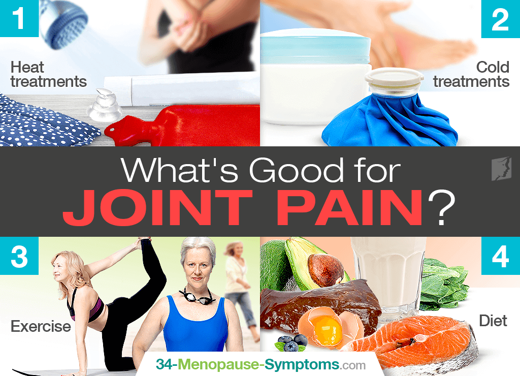 What's Good for Joint Pain?