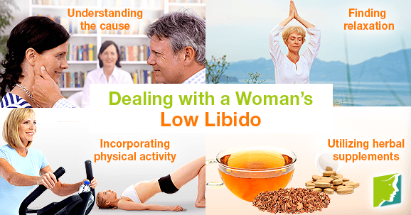 Dealing with a Woman's Low Libido