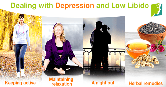 Dealing with Depression and Low Libido