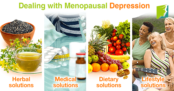 Dealing with Menopausal Depression