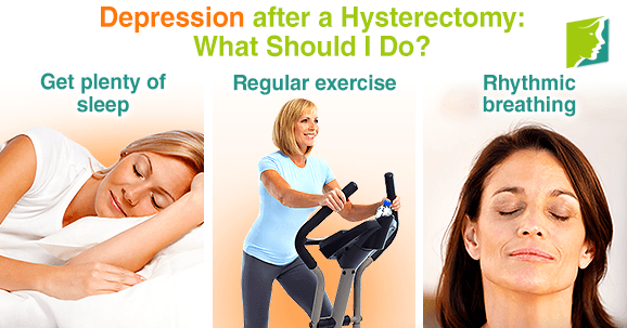 Depression after a Hysterectomy: What Should I Do?