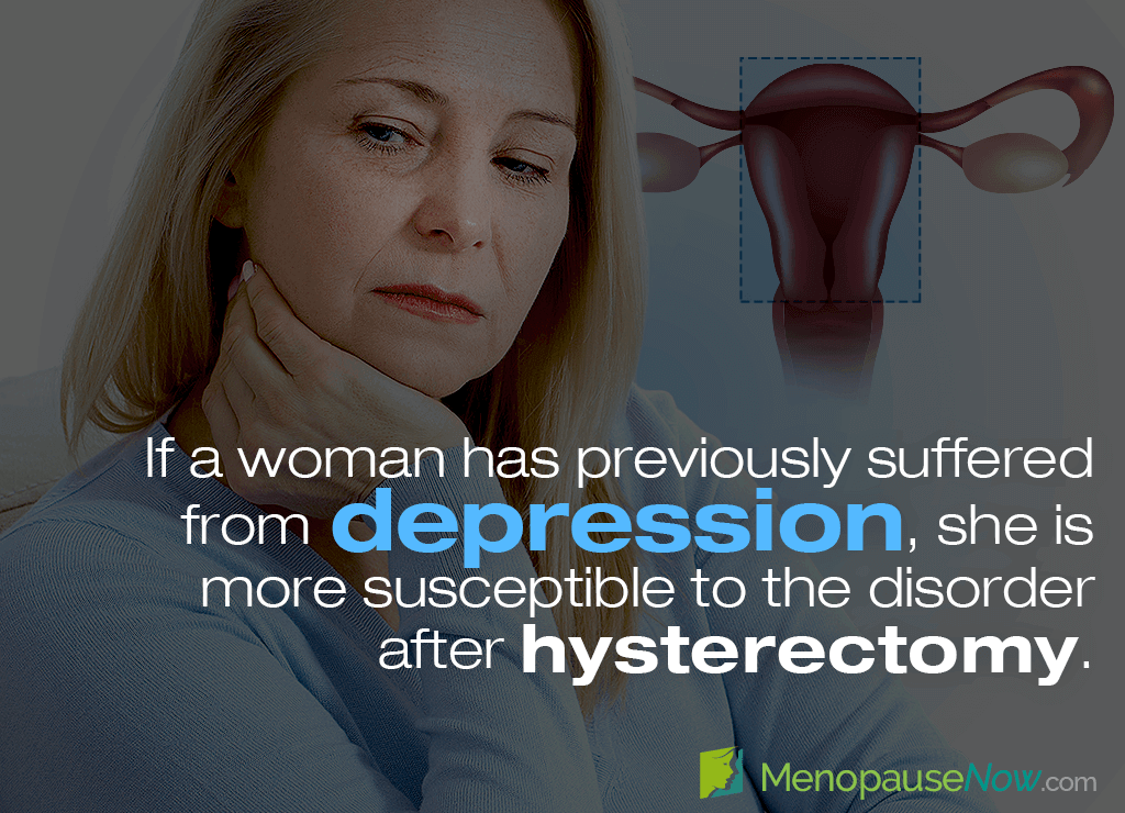 Depression After Hysterectomy