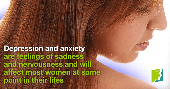 Depression and anxiety during perimenopause are quiet common occurrences