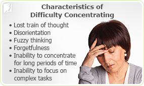 Difficulty Concentrating 2