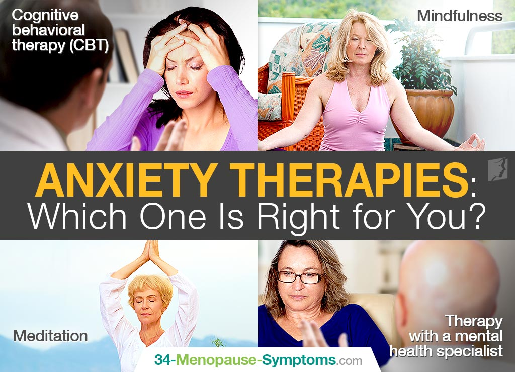 Anxiety Therapies: Which One is Right for You