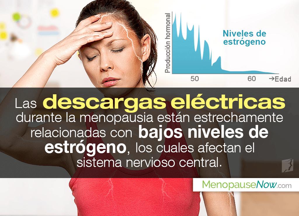 Sensación de electricidad en la cabeza y el cuerpo