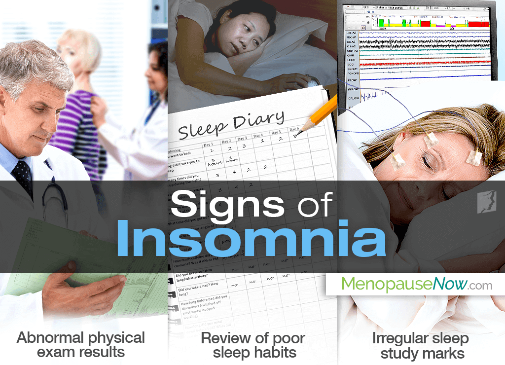 signs of insomnia